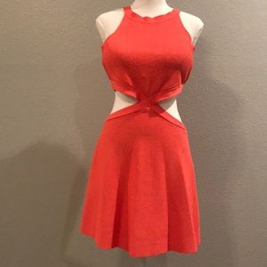 Cut out Summer Dress by BCBG